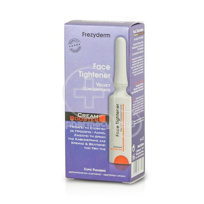 FREZYDERM - CREAM BOOSTER VELVET CONCENTRATE Face Tightener - 5ml