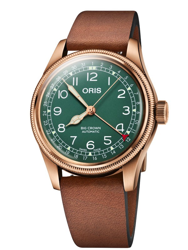 Big Crown Bronze Pointer Date Automatic