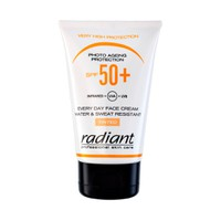 RADIANT PHOTO AGEING PROTECTION FACE CREAM TINTED SPF50 50ML