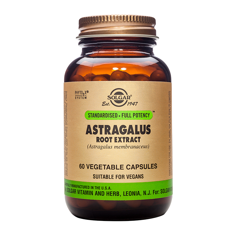 Astragalus Root Extract veg.caps