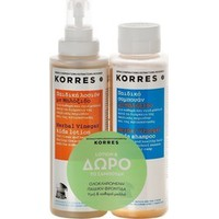 KORRES KIDS HAIR LOTION ΜΗΛΟΞΥΔΟ 150ML (PROMO+SHAMPOO ΜΗΛΟΞΥΔΟ 150ML)