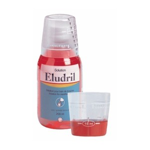 Eludril solution 200ml