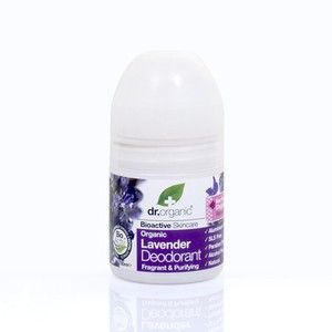 Dr Organic Deodorant roll-on lavender 50ml