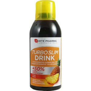 Forte pharma turboslim drink 500ml ananas