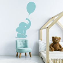 Cute baby elephant balloon web