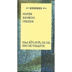 Korres  Edt Water Bamboo Freesia 50ml