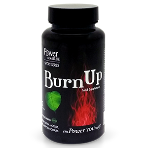 Power of nature sport series burnup
