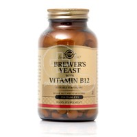 SOLGAR - Brewer's Yeast with Vitamin B-12 - 250tabs