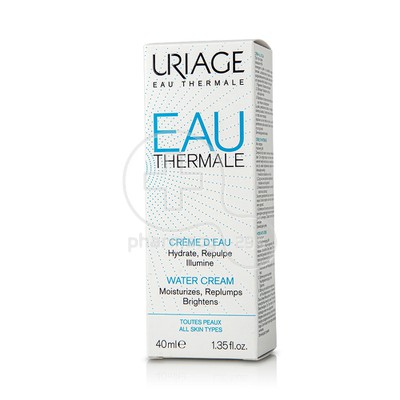 URIAGE - EAU THERMALE Creme D'Eau - 40ml