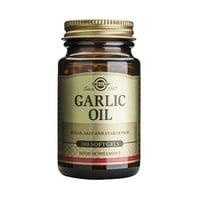 SOLGAR GARLIC OIL 100SOTFGELS