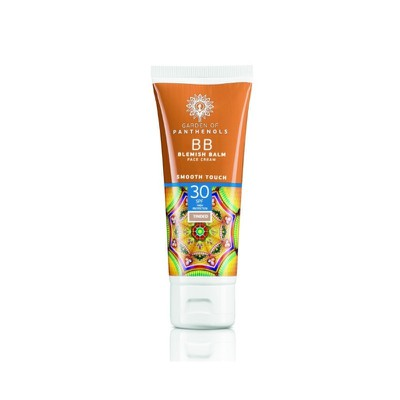 Garden Of Panthenols - Chroma BB Blemish Balm Face Cream Smooth Touch SPF 30 - 50ml
