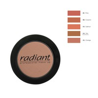 RADIANT PURE MATT BLUSH COLOR No4-TAN