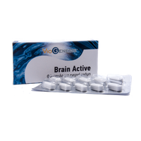 VIOGENESIS BRAIN ACTIVE 30CAPS