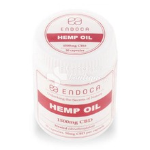 Endoca Capsules Hemp Oil Total 1500mg CBD