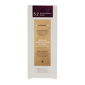 Korres abysssinia superior gloss colorant 5.2
