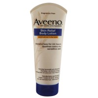 AVEENO SKIN RELIEF NOURISHING LOTION (SHEA BUTTER) 200ML