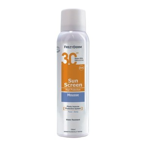Frezyderm sun screen mousse spf30   150ml