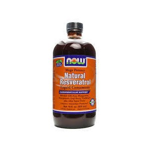 Now foods natural resveratrol 473 ml
