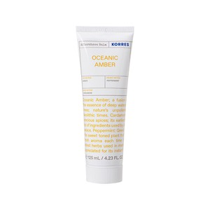 KORRES After Shave Balm  Oceanic Amber 125ml