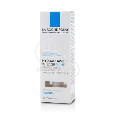 LA ROCHE-POSAY - HYDRAPHASE Creme Intense Riche - 50ml PS