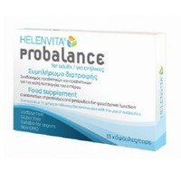 HELENVITA PROBALANCE FOR ADULTS 15CAPS