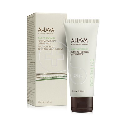 AHAVA - TIME TO REVITALIZE Extreme Radiance Lifting Mask - 75ml