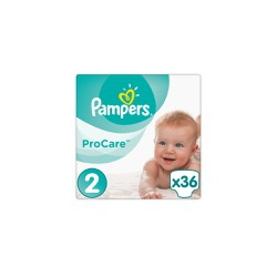 Pampers Procare Premium Protection Μέγεθος 2 (3-6kg) 36 Πάνες