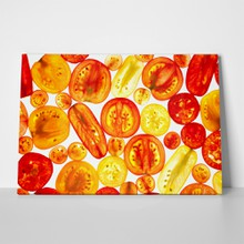Sliced tomatoes 146265923 a