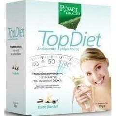 Power Health Top Diet Βανίλια 350gr