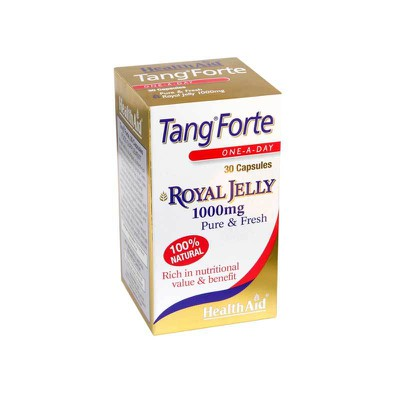 Health Aid - Tang Forte - Royal Jelly 1000mg - 30tabs