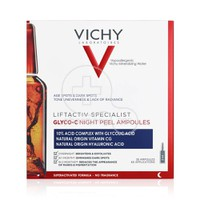 VICHY - LIFTACTIV Specialist Glyco-C Night Peel Ampoules - 30x2ml
