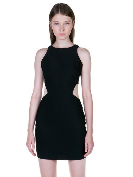 41688c8f1b7 Φόρεμα με ανοίγματα