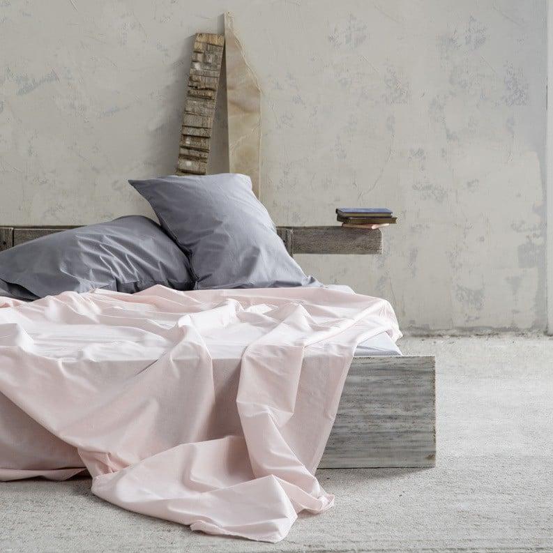 fcb769bcf00b Σεντόνι Unicolors - Powder Pink - Nima Home