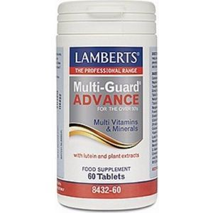 LAMBERTS Multi-guard advance 60 ταμπλέτες