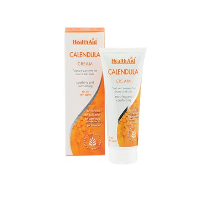 Health Aid - Calendula - High Potency Cream - 75ml
