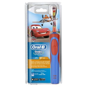 Oral b stages power cars