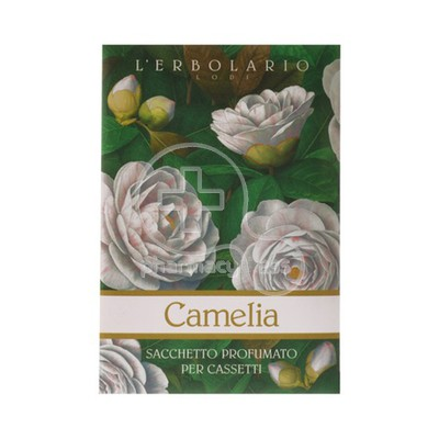 L'ERBOLARIO - CAMELIA Perfumed Sachet for Drawers - 1τεμ.