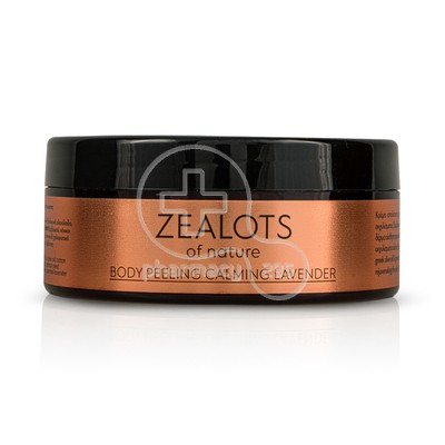 ZEALOTS OF NATURE - Body Peeling Calming Lavender - 250ml