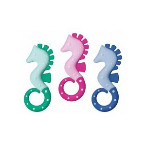 Nuk all stages teether hippocampus