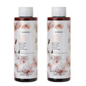 White blossom showergel 250ml