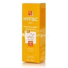 Hyfac Sun Protection Dry Touch SPF50 Tinted, 40ml