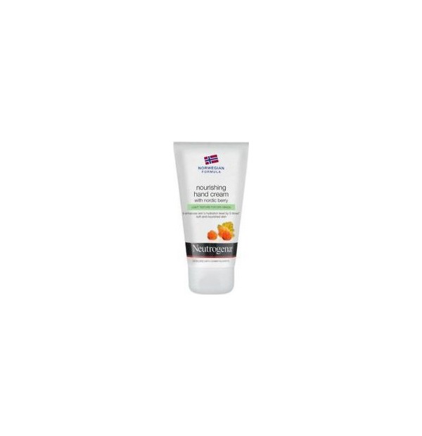 NEUTR. HAND CREAM NORDICB 75ML
