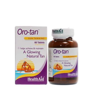 Health aid oro tan 60 tampletes cr