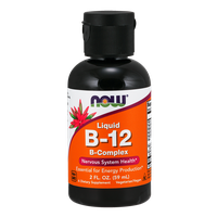 NOW B-12 (B-COMPLEX LIQUID) 59ML