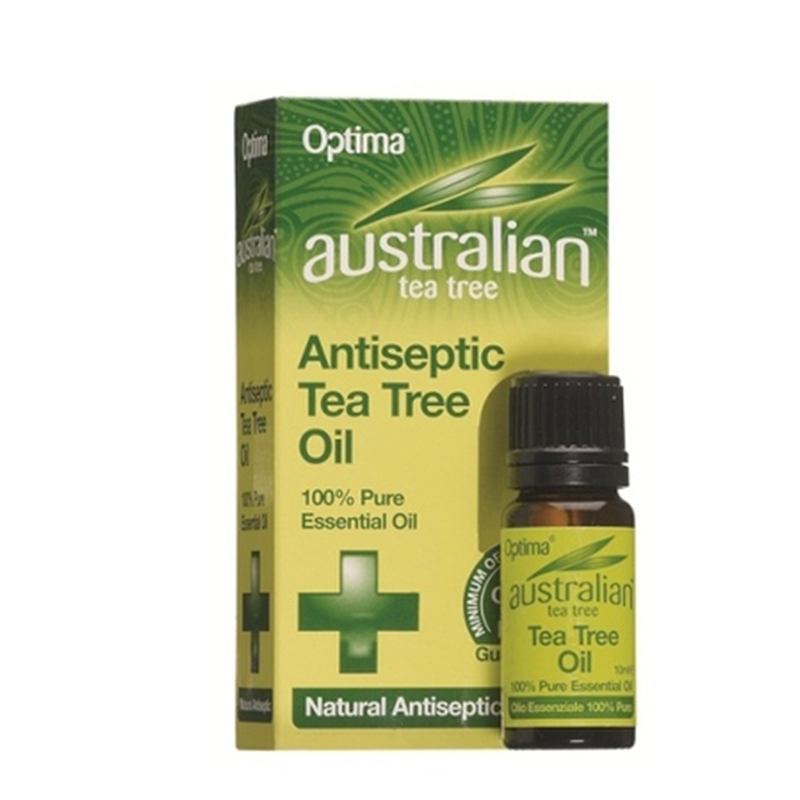 Australian Tea Tree Antiseptic Oil 10ml