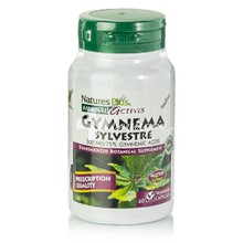 Natures Plus Gymnema Silvestre 300mg - Σάκχαρο, 60vcaps