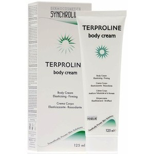 Synchroline terproline body cream 125ml
