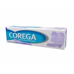 COREGA NEUTRAL CREAM 40ML NEW