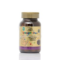 SOLGAR - KANGAVITES Complete Multivitamin & Mineral Formula (Berry Flavour) - 60chew.tabs