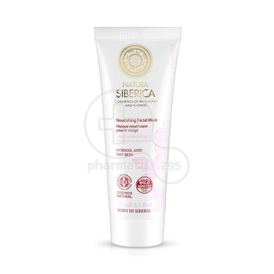 NATURA SIBERICA - Nourishing Facial Mask - 75ml PN/ PS